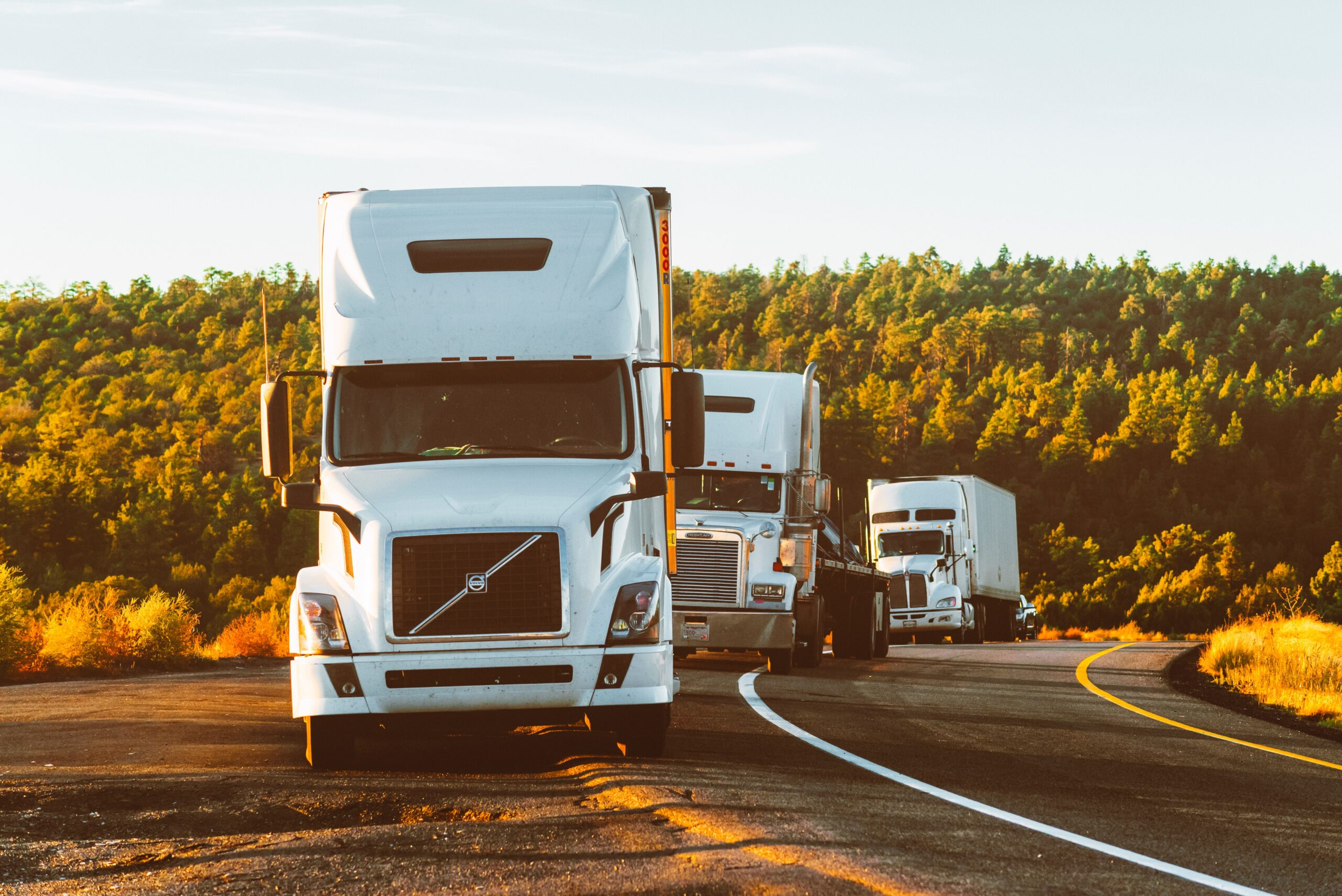 trucking. industry get started